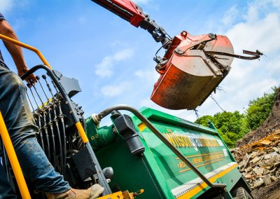 Wilson Plant provides site clearance and construction waste removal across Hampshire, Surrey, Berkshire, Wiltshire & West London. Click for details.