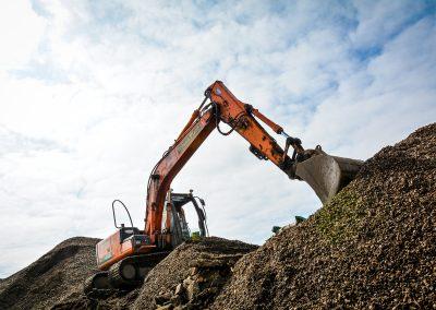 Digger on Mound-2