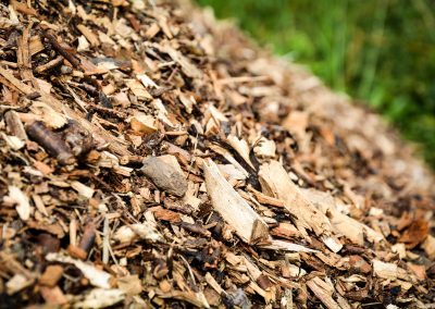 Wood Chippings-2